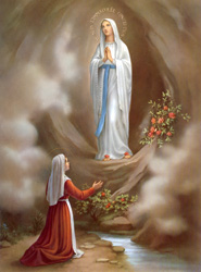 3674 Our Lady of Lourdes